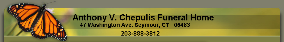 Anthony V. Chepulis Funeral Home